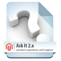 Magento products questions - Ask It 2.0