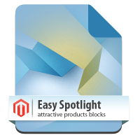 Magento Easy Spotlight