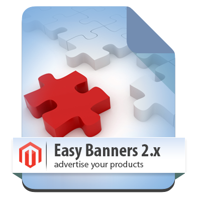 Magento Easy Banners