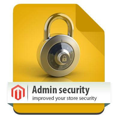 Improved admin security  2.0 for Magento